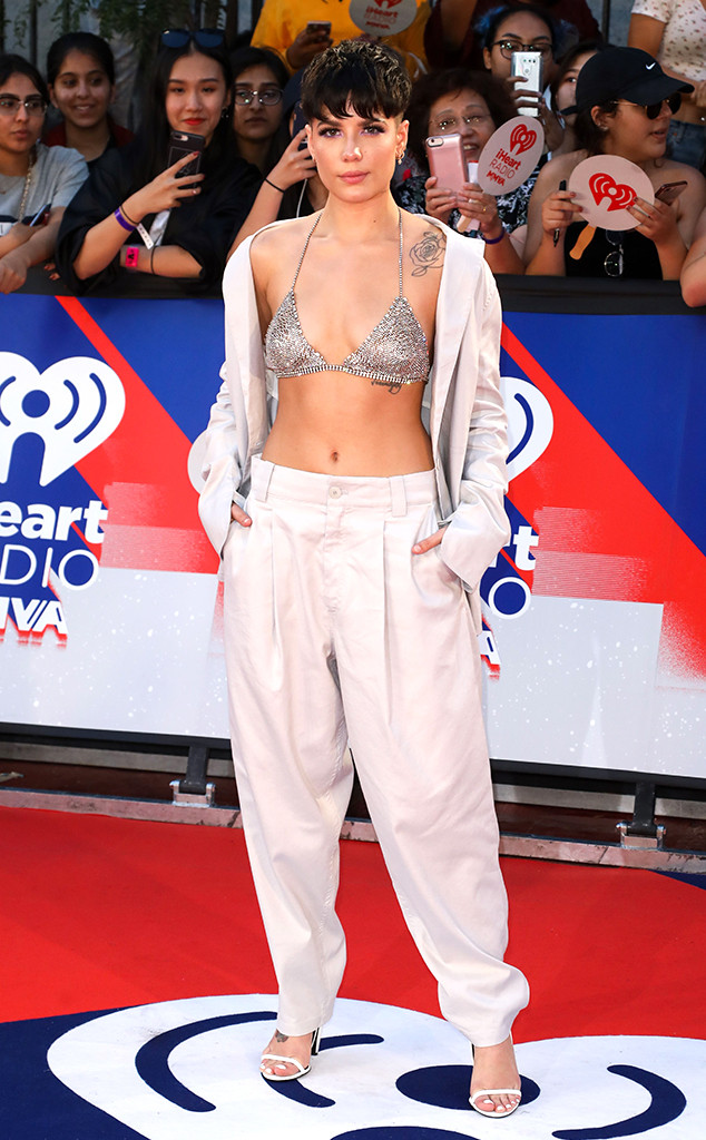 Halsey, 2018 iHeart Radio Much Music Awards